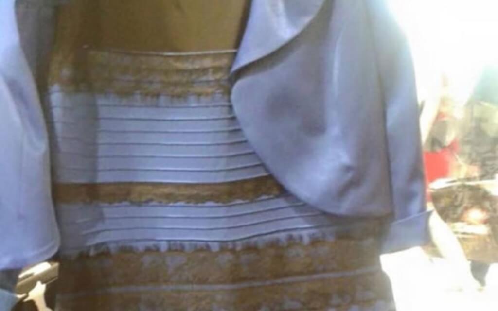 Il vestito che cambia colore: la spiegazione neuroscientifica