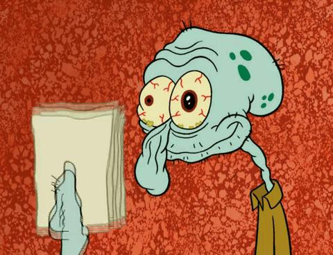 Possiamo vedere un'immagine realistica di uno studente sotto esame.