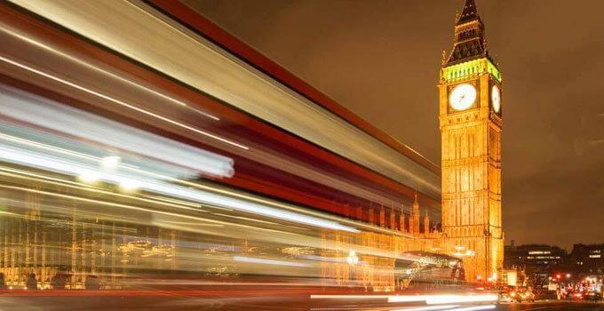 Studiare a Londra