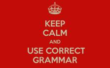 I 7 errori grammaticali che fanno rabbrividire un pignolo