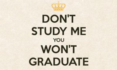 Gli studenti non studiano