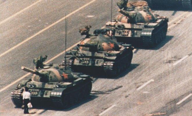 Due studenti cinesi che resteranno nella storia