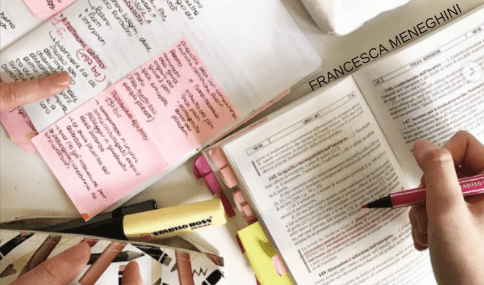 I 4 motivi per fare parte di un gruppo di studio!
