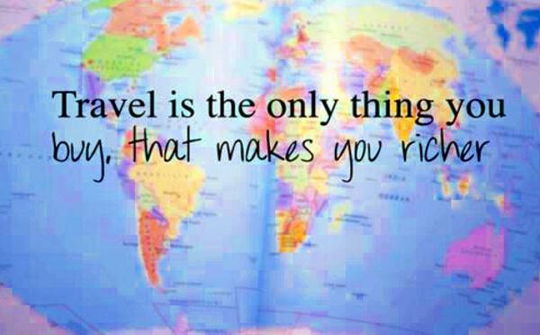 5 consigli per il tuo primo viaggio all'estero.