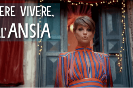 Vivere di Ansia – parodia Alessandra Amoroso per Studenti in crisi