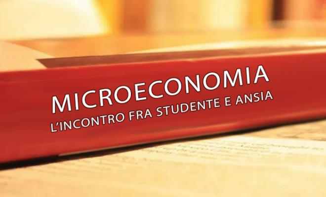 Preparare l'ESAME di MICROECONOMIA in una Settimana