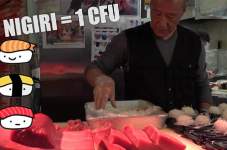 Sushi: le 6 Cose che Non Sai sul piatto degli Dei