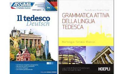 Libro di grammatica tedesca