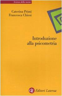 I migliori libri di Psicometria