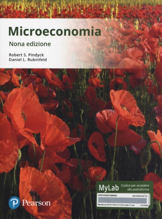 Microeconomia di Robert S. Pindyck