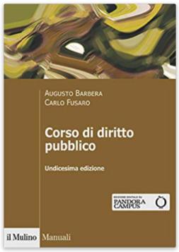 Manuale Diritto Pubblico